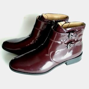 🆕Franco Sarto Ankle Boots Reddick